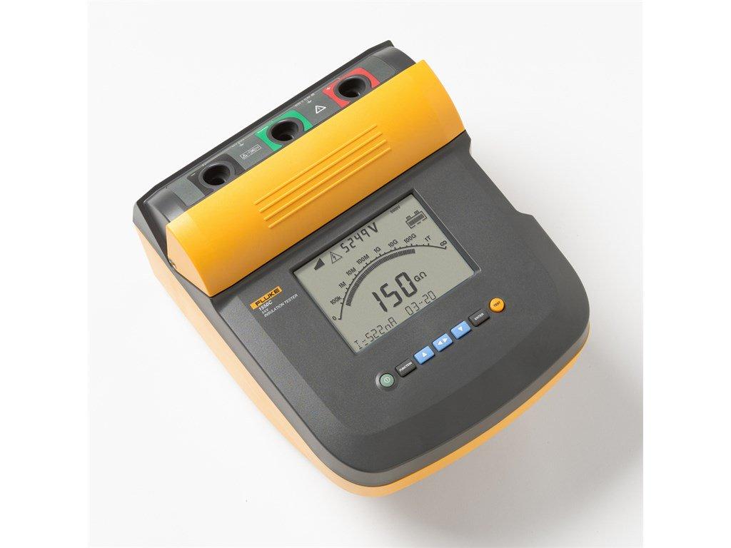Fluke Insulation Resistance Tester : Fluke c insulation resistance tester up to kv