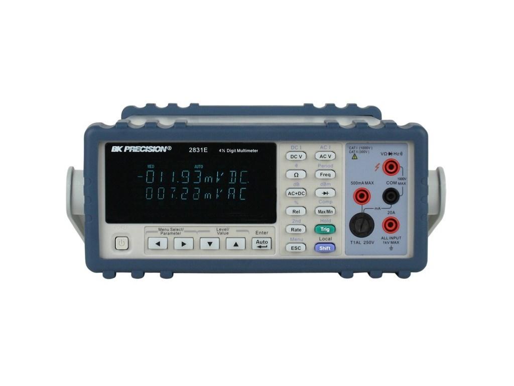 Bk 2831e Digit True Rms Bench Digital Multimeter Tequipment Net