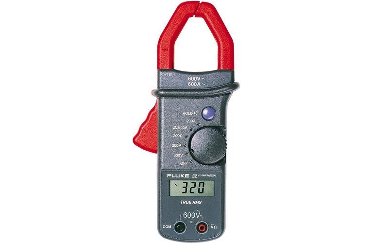 Fluke Multimeter Clamp On : Fluke clamp meters tequipment
