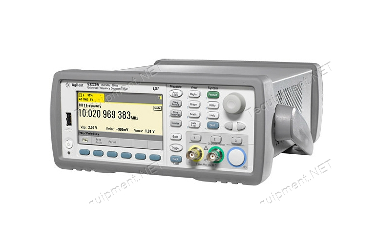 Agilent Frequency Counter : Agilent a mhz universal frequency counter timer