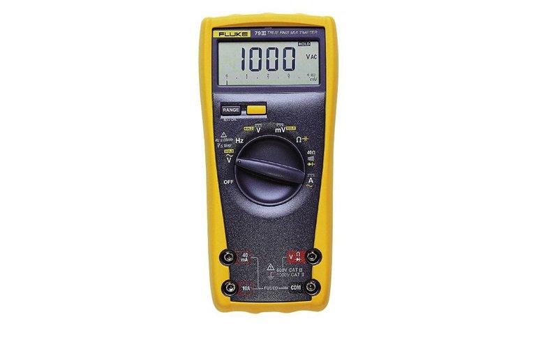 fluke 79 3 true rms multimeter tequipment net rh tequipment net fluke 79 series iii manual fluke 79 iii user manual