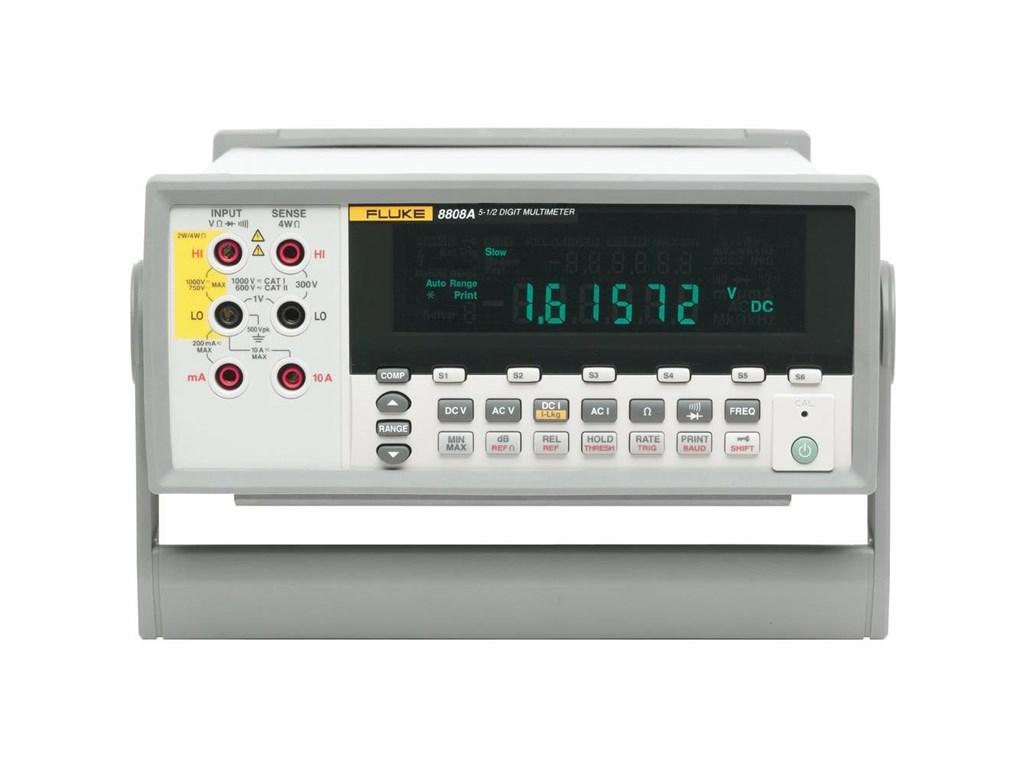 Fluke 8808a Su 120v Digital Multimeter Tequipment Net