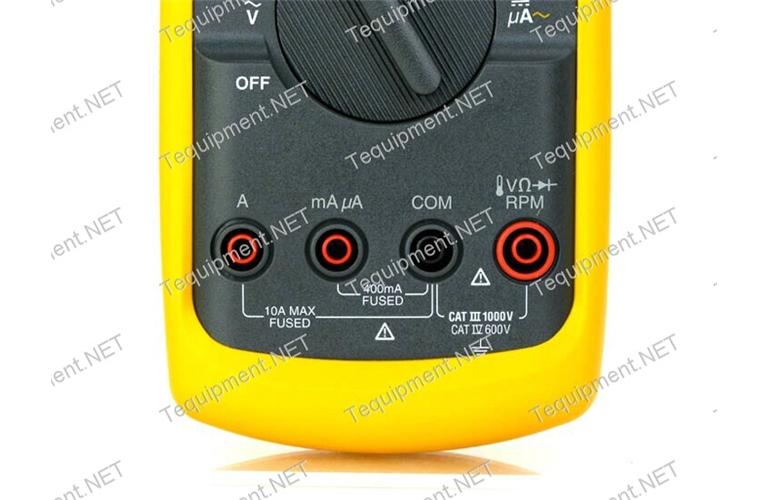 Fluke 88 Digital Multimeter Manual : Fluke v a automotive multimeter combo kit tequipment