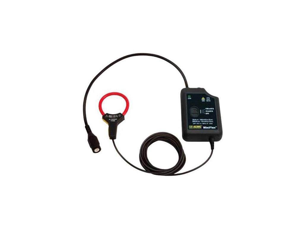 The Hf Current Probe : Aemc ampflex miniflex current probe tequipment