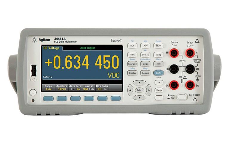 Agilent Digital Multimeter : Agilent a ½ digit replacement truevolt dmm