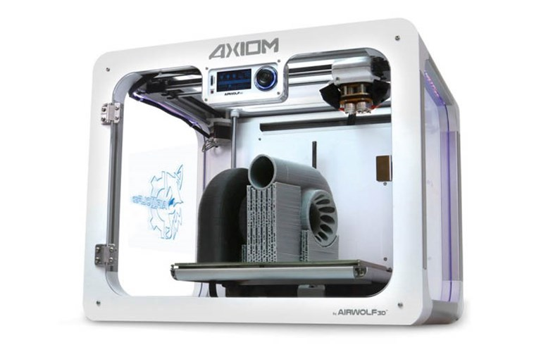 Airwolf 3D Axiom-Dual