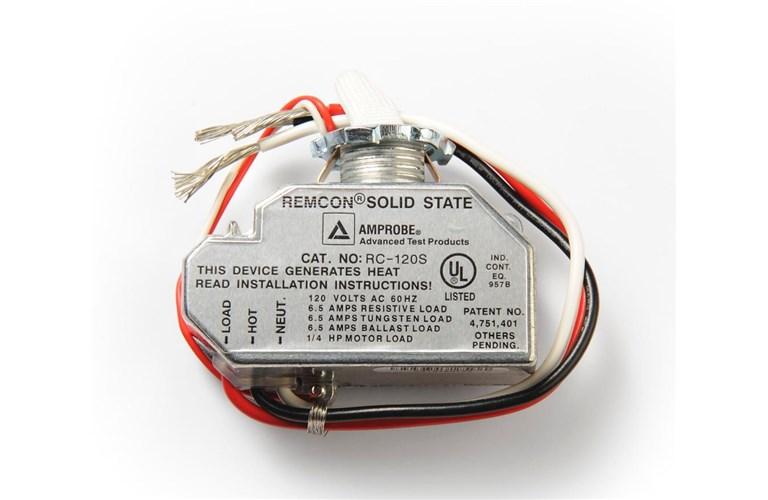 Amprobe Rc S on Remcon Low Voltage Switches