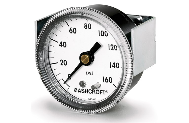 Ashcroft Compound Gauges : Ashcroft t gauge pressure gauges type