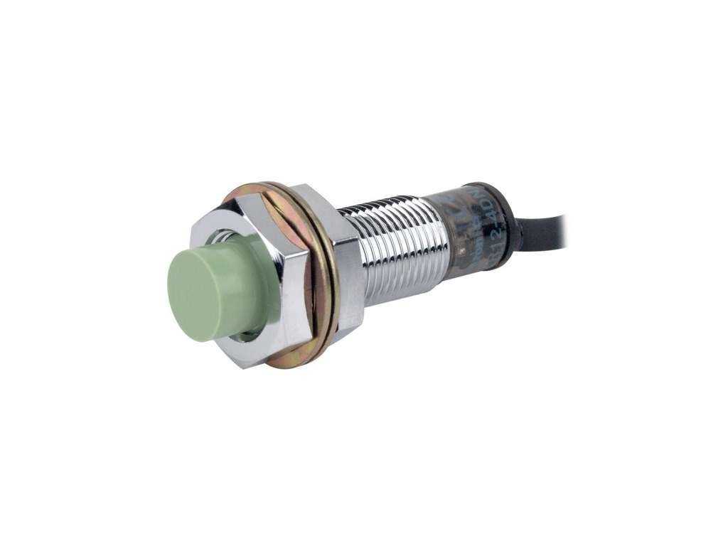 Autonics Pr12 2dn Inductive Proximity Sensor 2mm Sensing M12 Round Diagram For Generator On Circuit Pr Series Cylindrical Type