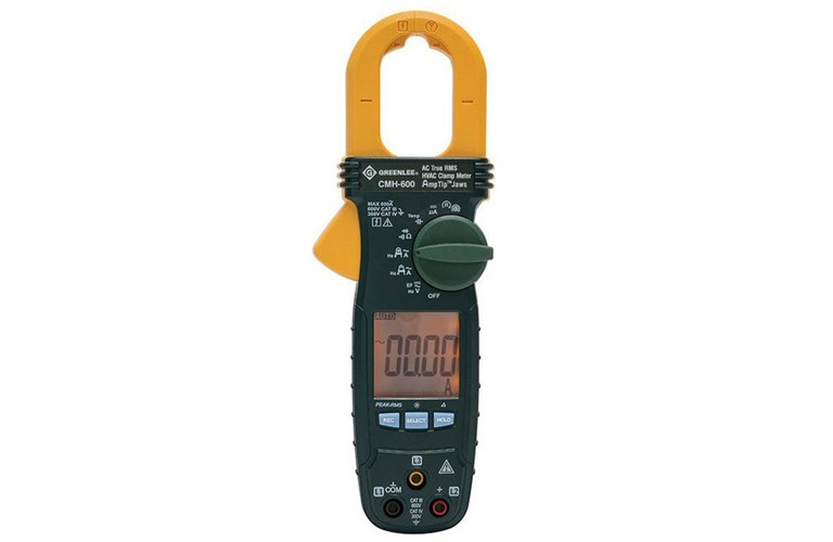 The Best Hvac Clamp Meter : Greenlee cmh hvac clamp meter amps tequipment