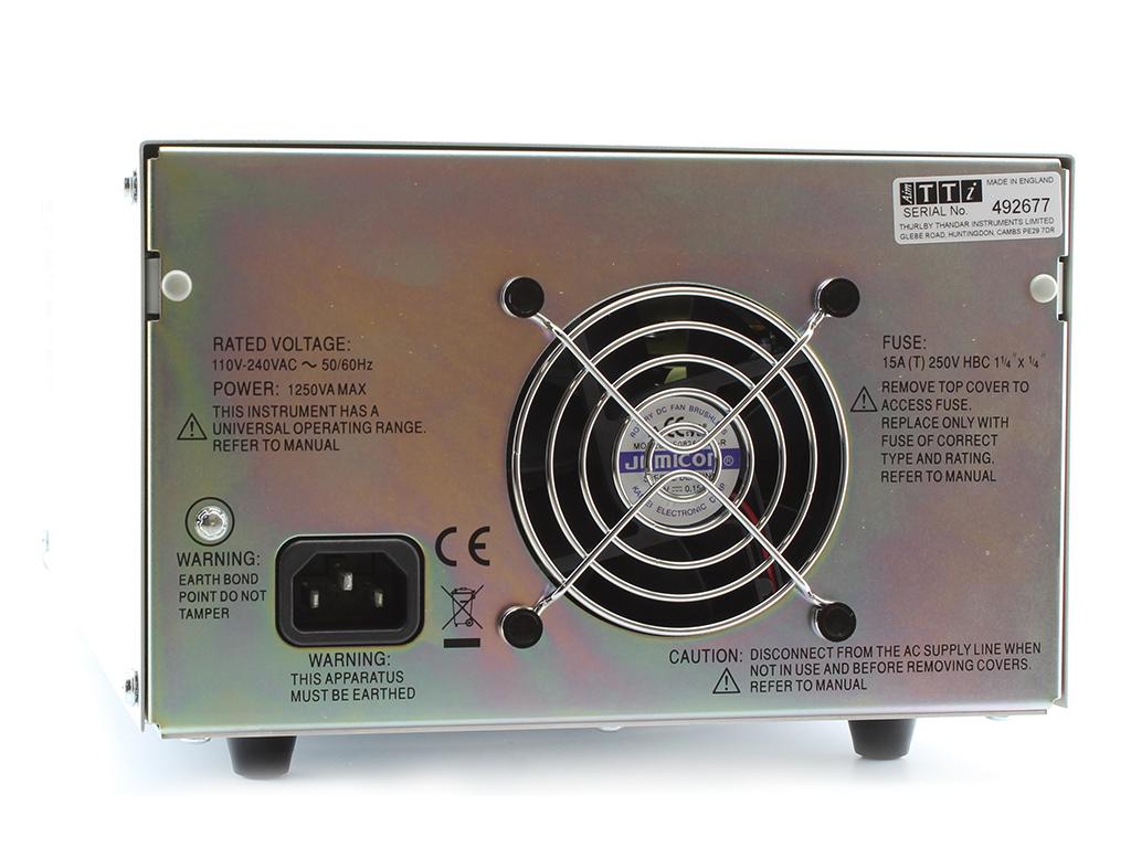 Tti Cpx400d Powerflex Dc Power Supply 15v 28v 4a Transmitter Zoom 360