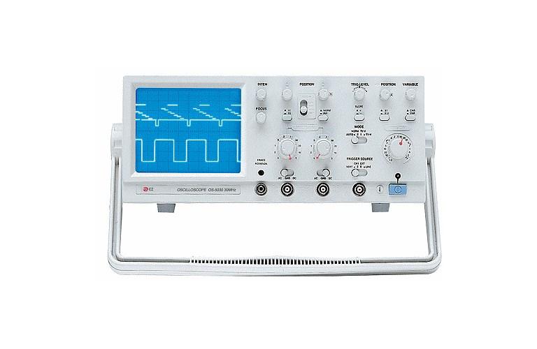 Digital Analog Oscilloscopes : Ez digital os a mhz channel analog