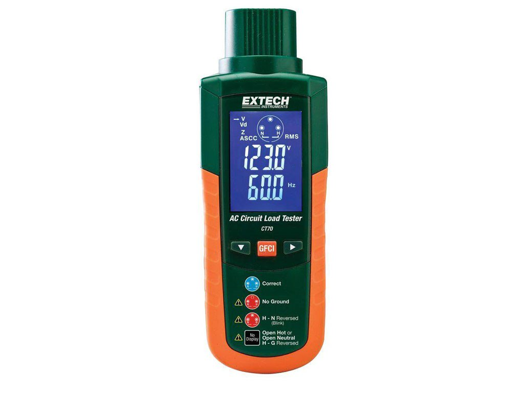 Extech Ct70 Wire Tracers Tests Neutrals Basic Tachometer Circuit Using An Ir Led Receiver Couple Zoom Video