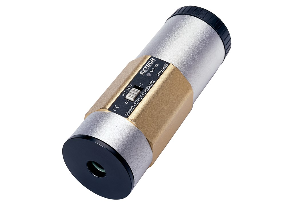 Extech 407744 1kHz Sound Level Calibrator