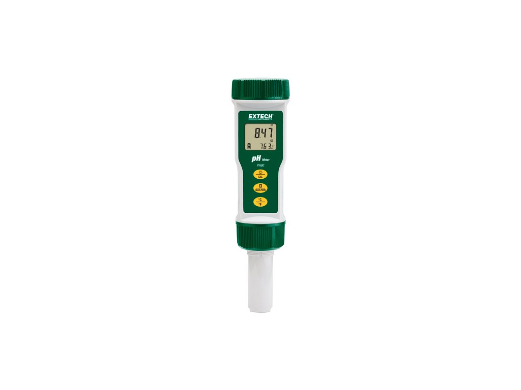 Waterproof Ph Meters : Extech ph waterproof meter tequipment