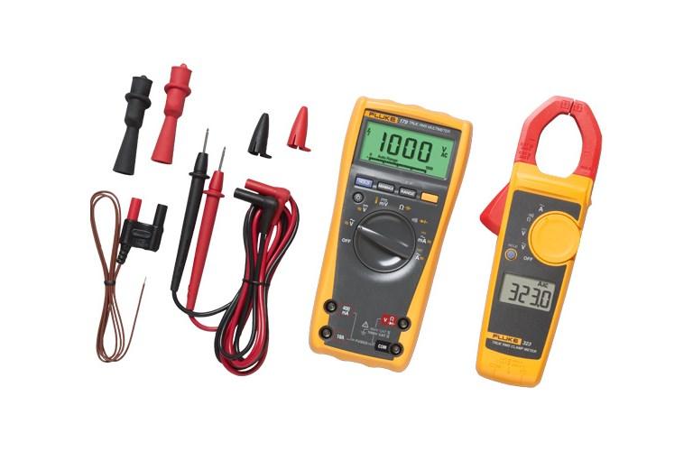 fluke 179 2 imsk industrial multimeter service combo kit rh tequipment net Fluke 179 Esfp fluke 179 user guide