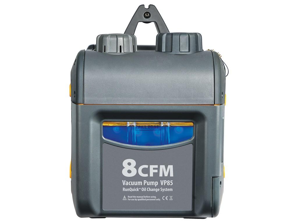 Fieldpiece Vp85 8 Cfm Vacuum Pump Yellow Jacket Wiring Diagram Zoom Video