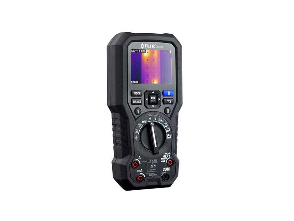 Flir Dm284 Professional Imaging Multimeter With Igm 9hz Honeywell Smart Vfd Manual Thermal True Rms Industrial