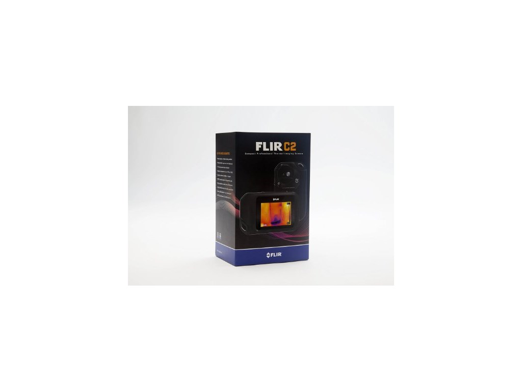 Flir C2 Compact Thermal Imaging System Using An Infrared Camera To Find Overloaded Circuit Structure Tech Zoom 360 Video