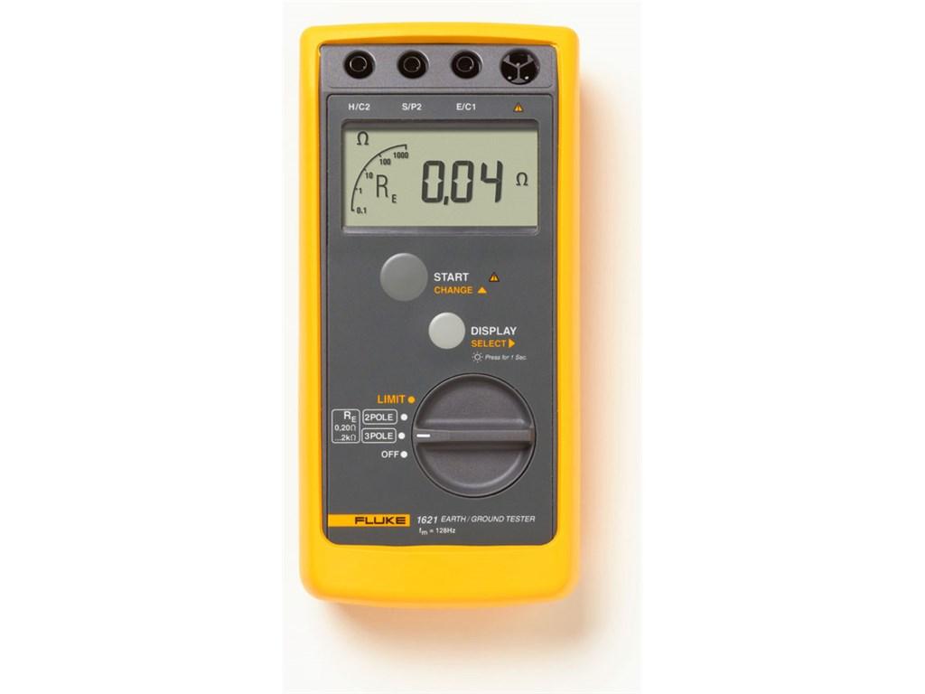 Fluke 1621 Earth Ground Tester Accessories 624v Circuit Voltage Light Probe Pen Test Tool