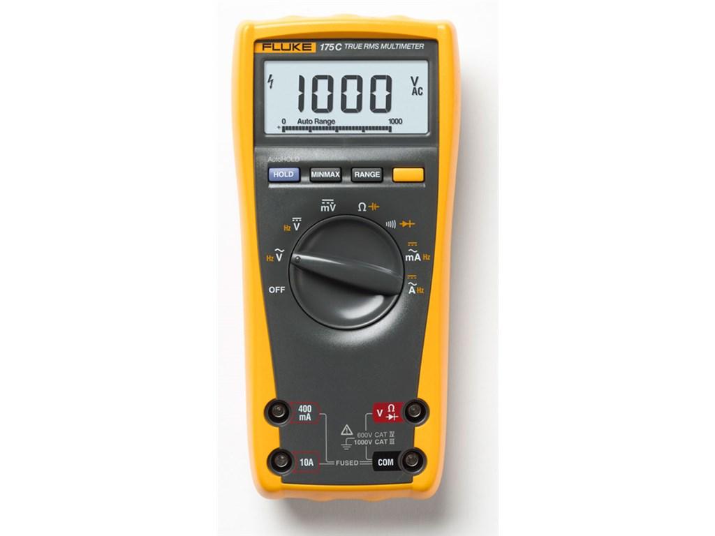 Fluke Voltage Meter : Fluke digital multimeter count dmm tequipment