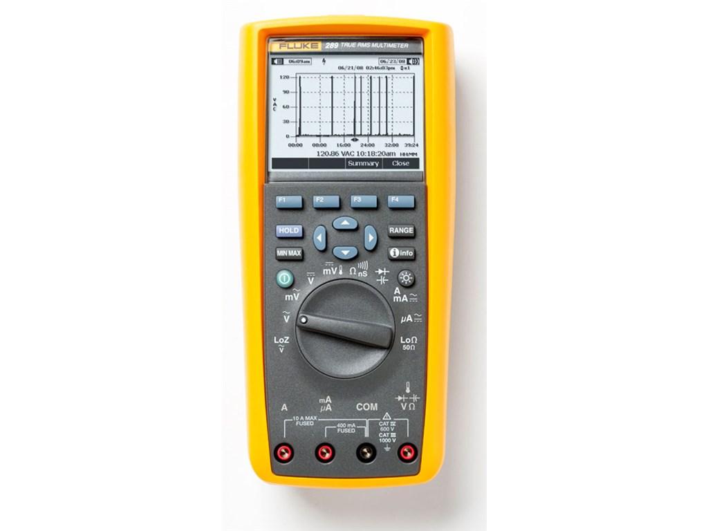 fluke 189 multimeter manual