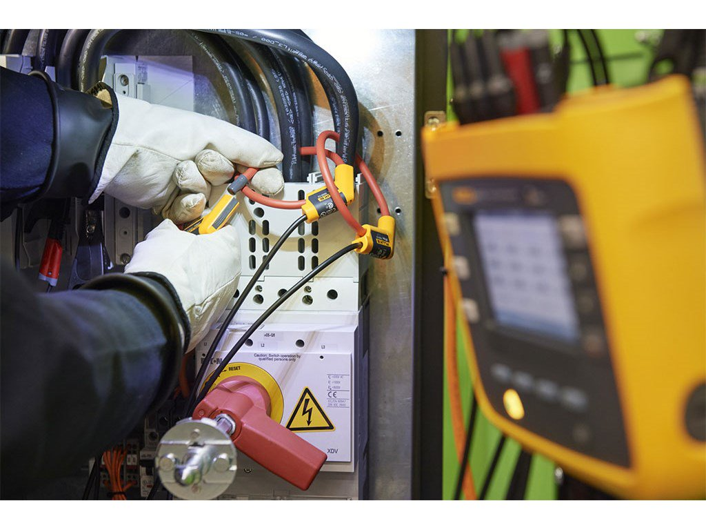 Fluke 3540 Fc Kit 3 Phase Power Monitor Wiring Devices Meiji Electric Philippines Electrical Supplier Zoom Video