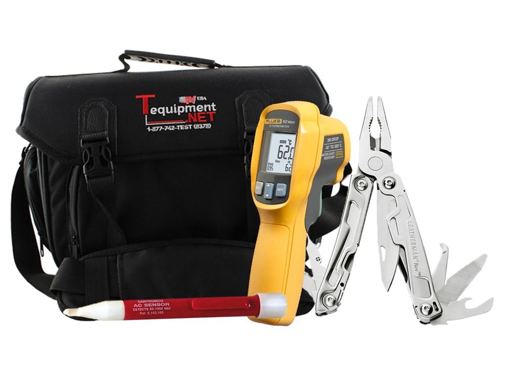 Fluke 62 Max Kit Handheld Infrared Thermometer 59