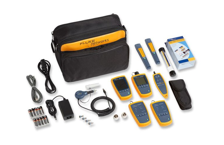 Fluke Networks FTK1450 SimpliFiber Pro Complete Fiber Verification Kit