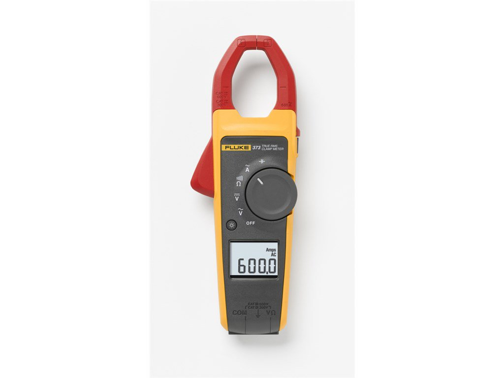 FLUKE 373 600A TRMS AC Clamp Meter