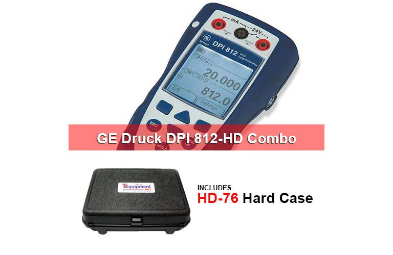 dcm dpi 812 hd rtd calibrator with ma measure switch test and 24v rh tequipment net