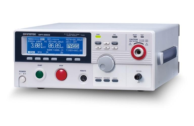 Instek GPT-9803 Performance Hi-Pot Tester