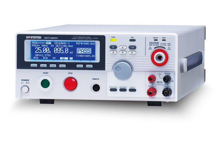 Instek GPT-9804 Hipot Tester