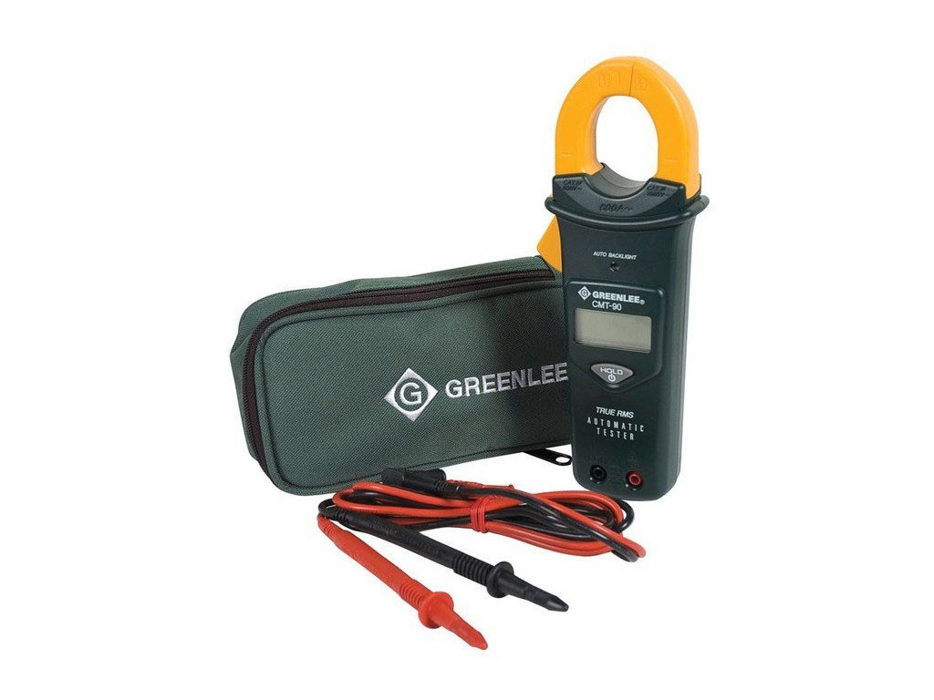 Greenlee Electrical Tester : Greenlee cmt electrical tester automatic tequipment