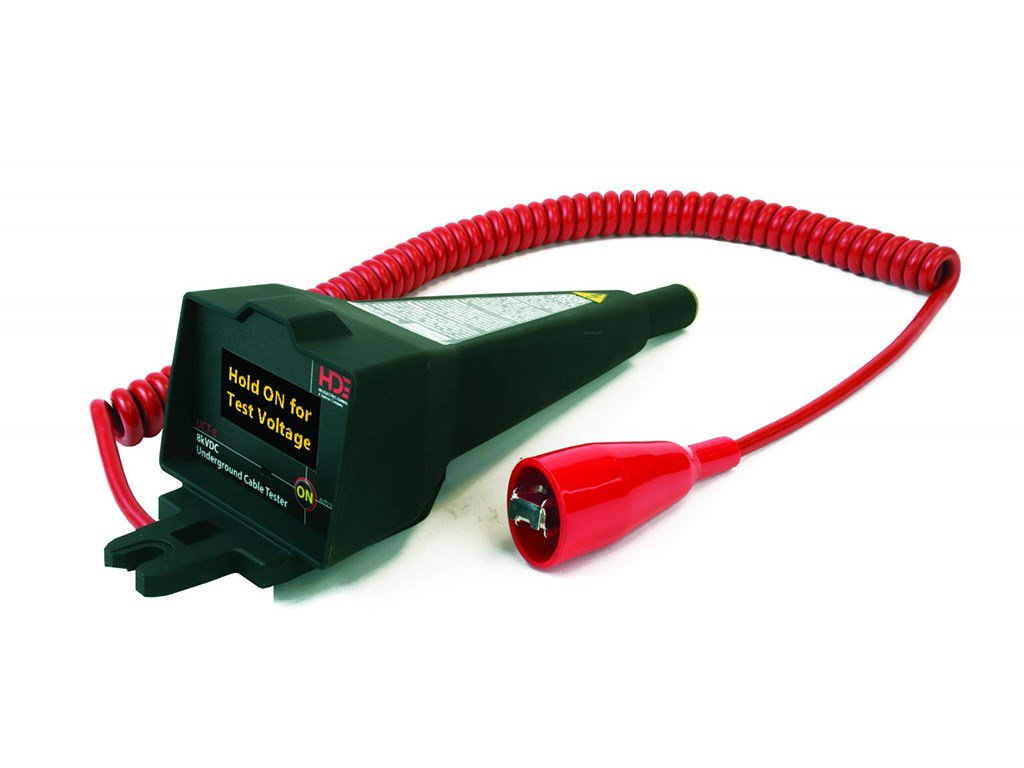 Cable Fault Kit : Hde uct k underground cable fault tester kit
