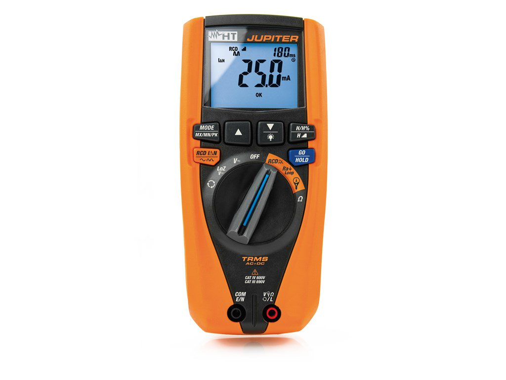 HT Instruments Jupiter Multifunction Multimeter to Test Electrical ...