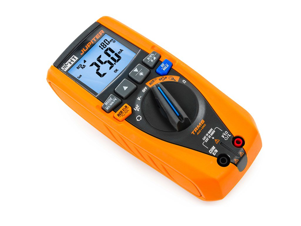 Ht Instruments Jupiter Multifunction Multimeter To Test Electrical Santronics Ac Dc Voltage Detectors Quickly For Energized Circuits Zoom Video