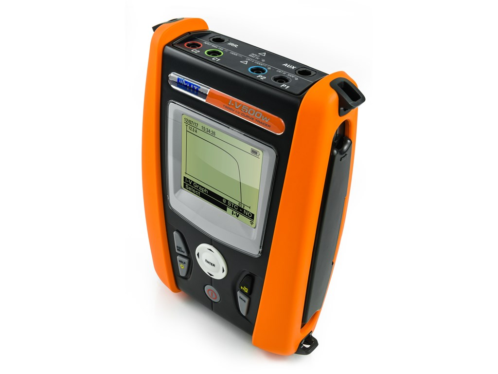 Ht Instruments I V500w Curve Tracer Featured Electrical Circuit Tracers And Testers At Test Equipment