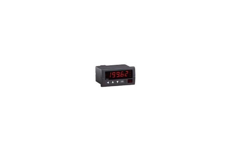 Simpson Digital Panel Meters : Simpson h digital panel meter tequipment