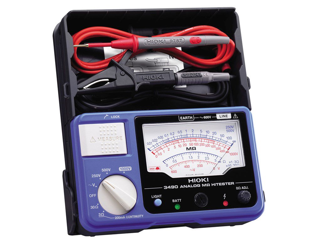 Ohmmeter Good Measurements And A High Low : How to test an scr with an ohmmeter sciencing
