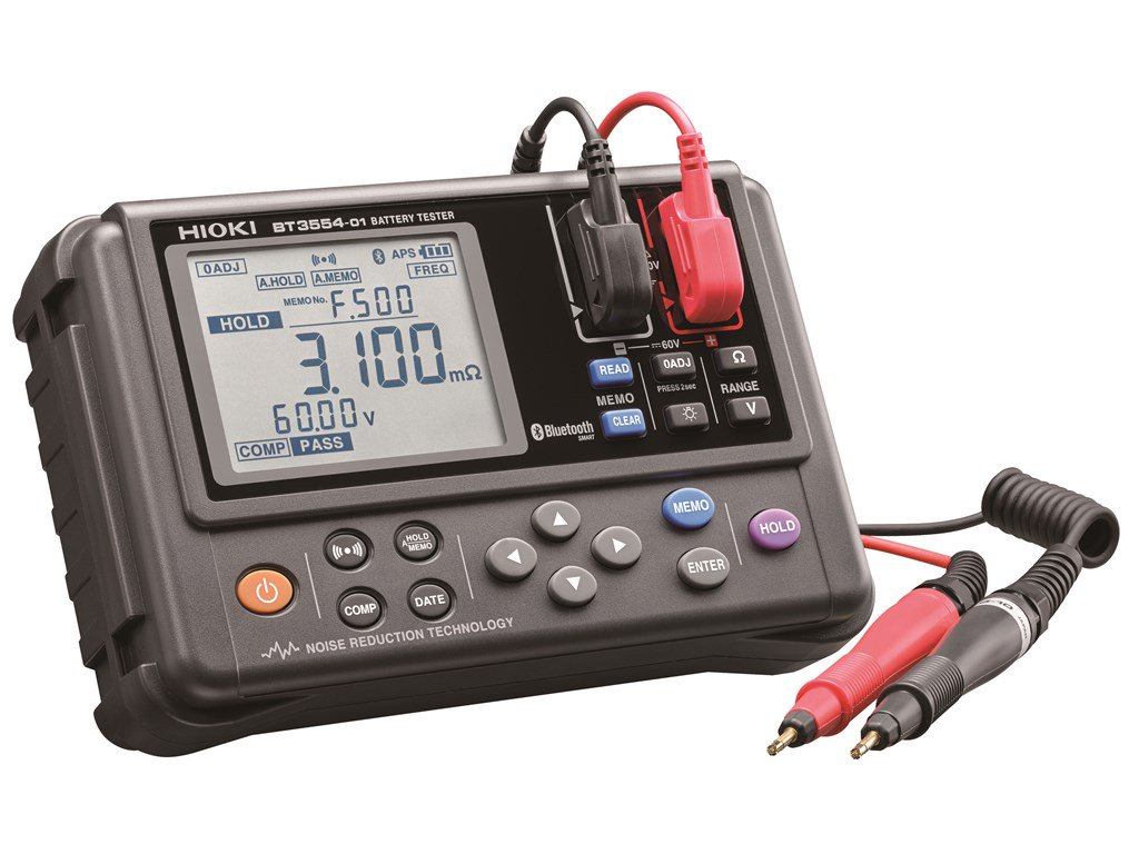 Hioki Bt3554 Hi Tester Battery Usb Phone Charger Wheelchair Moreover Cell Circuit Portable