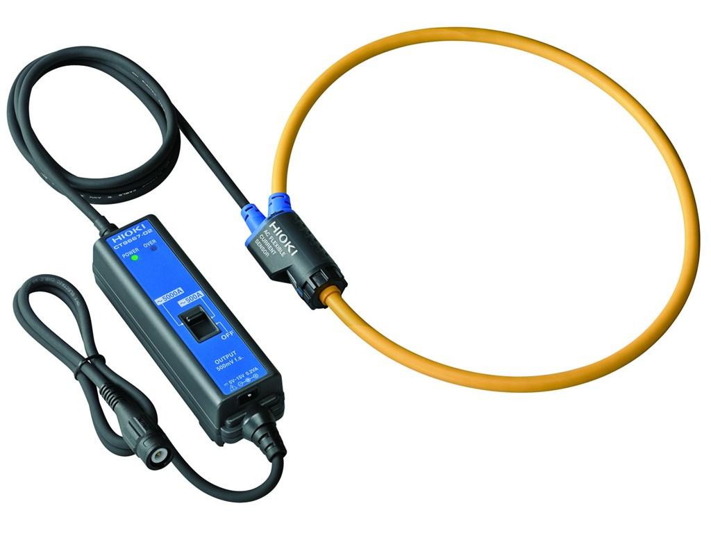 Hioki Ct9667 02 Ac Flexible Clamp Sensor Hakko Ir Printed Circuit Board Preheater Fr1012b01 On