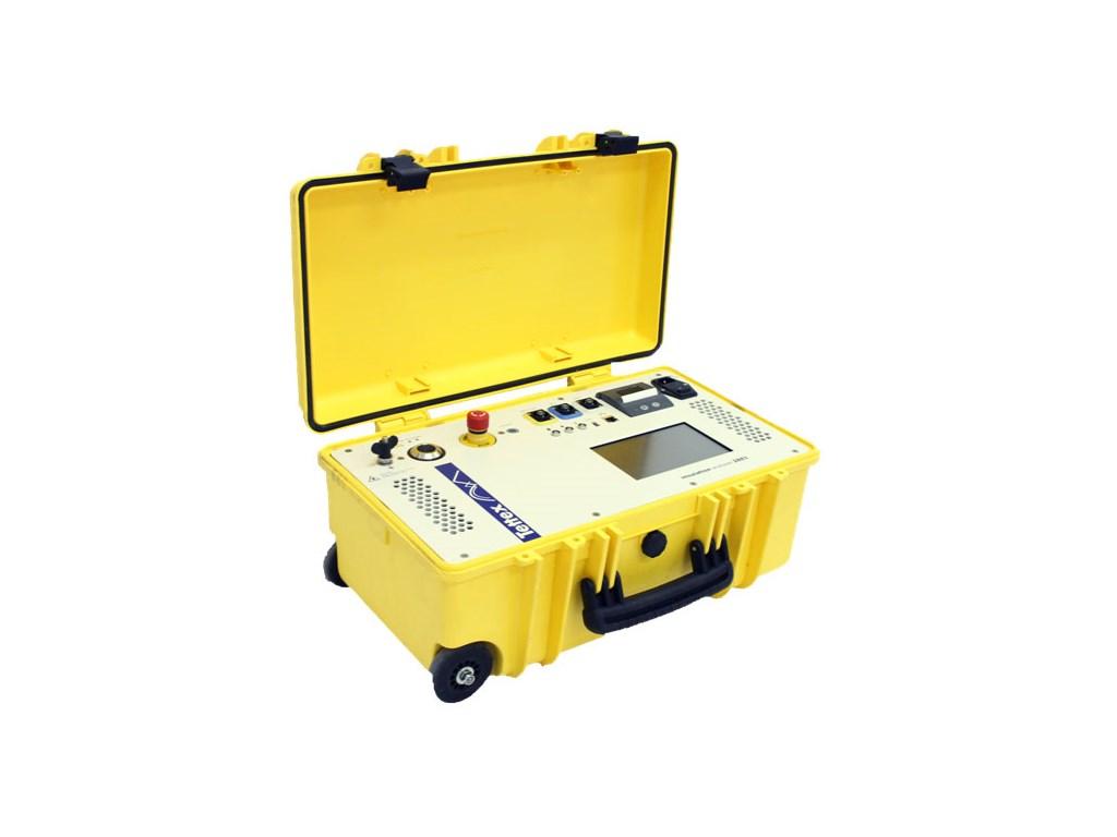 Haefely Hipotronics 2883 12kv Power Factor Test Set Santronics Ac Dc Voltage Detectors Quickly For Energized Circuits 3490076