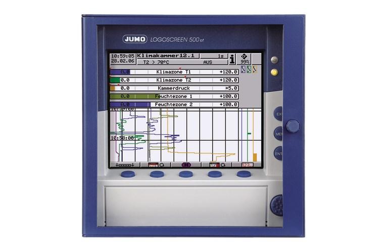 Jumo Logoscreen 500 Cf инструкция - фото 9