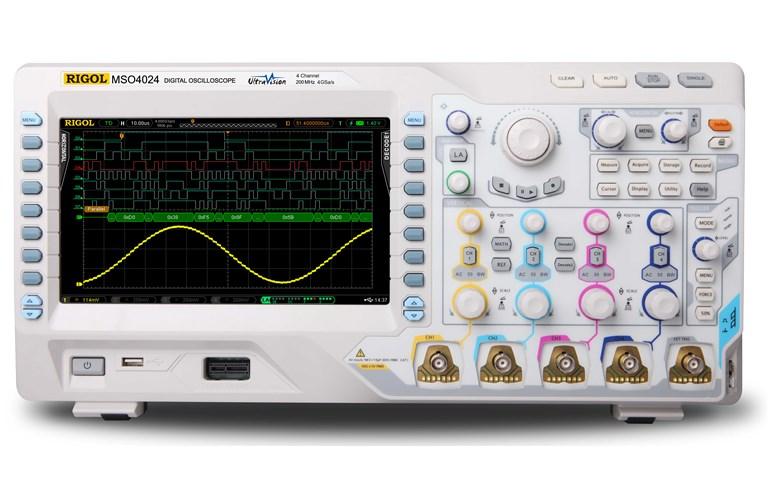 MSO4024 Mixed Signal Oscilloscope
