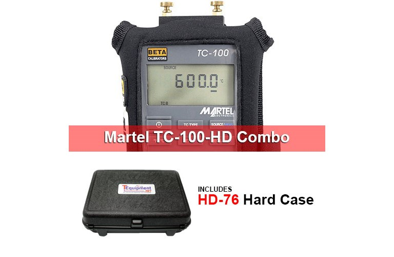 martel tc100 hd precision thermocouple calibrator with multipurpose rh tequipment net