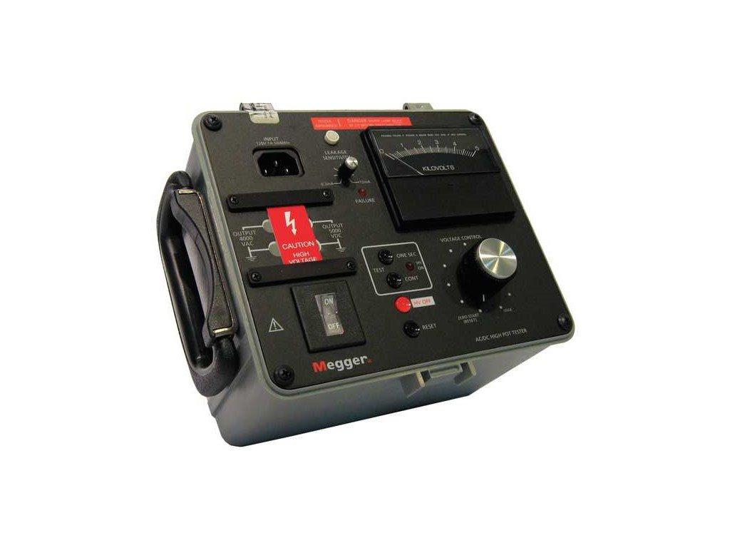 Megger 230425 AC/DC Portable Hipot