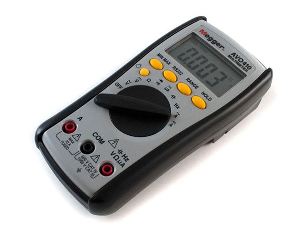 Megger Avo410 Product Reviews Tequipment Net