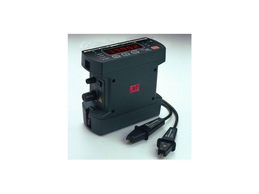 Digital Low Resistance Ohmmeters : Megger dlro digital low resistance ohmmeter tequipment