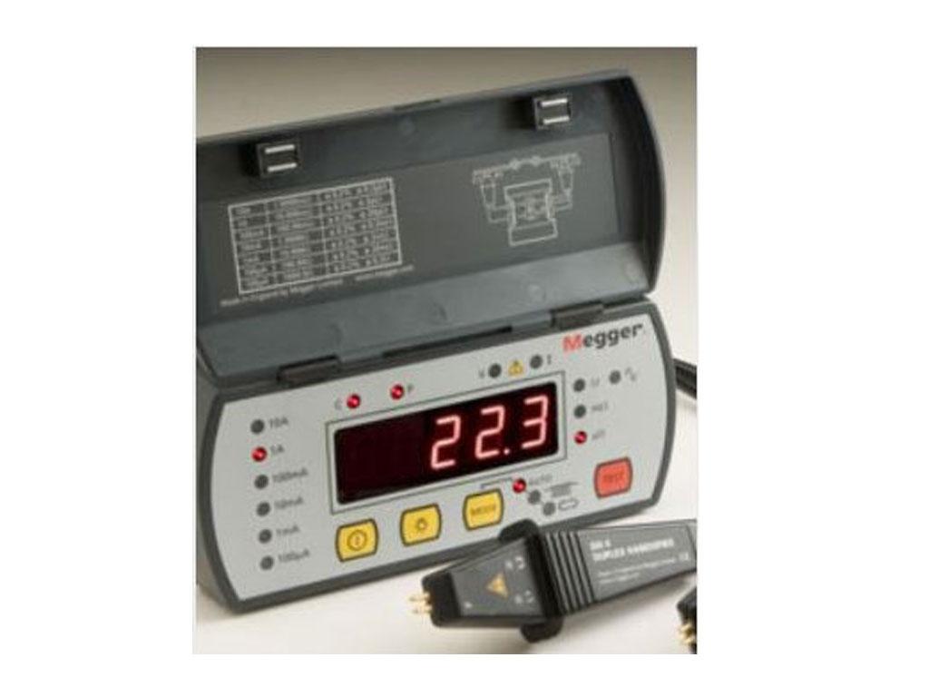 Megger Dlro10 Digital Low Resistance Ohmmeter Tequipment Testers Circuit Breaker Identifier Zoom 360 Video